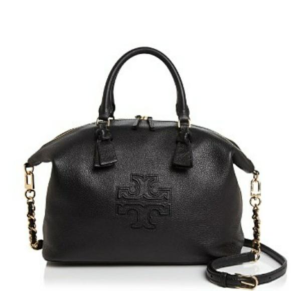 598f0ec7dcfd Tory burch Harper slouchy satchel bag. M 5a6fbf843afbbdc02191253b